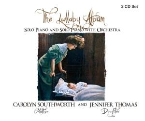 Lullaby Album Cover copy