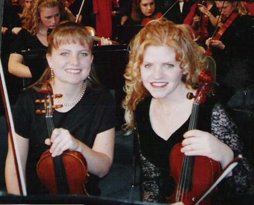 Britt and Jenni - Messiah Ricks