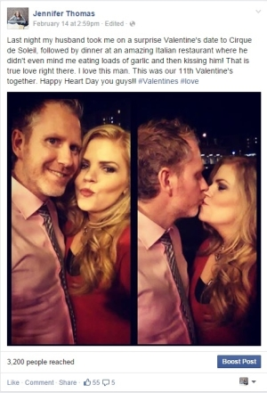 FB valentines